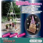 マルハチ産業 簡易温室 ピラミッド 809930