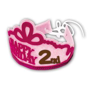 (まとめ)ノルコーポレーション メモリコ フェルトティアラ ピンク2 BDZ0302【×5セット】