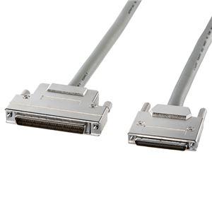 サンワサプライ ウルトラワイドSCSI・ワイドSCSI用ケーブル KB-WSAM1K h01