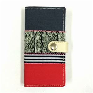 LeFreak Deadstock cloth Folio case for iPhone 6s/6 パターンB FAMiP-005f01