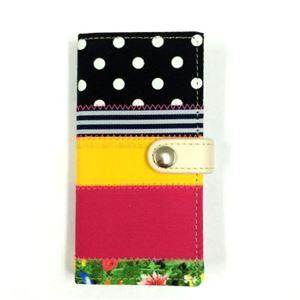 LeFreak Deadstock cloth Folio case for iPhone 6s/6 パターンC FAMiP-006 h01