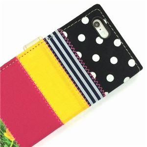 LeFreak Deadstock cloth Folio case for iPhone 6s/6 パターンC FAMiP-006 h02