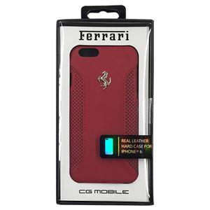 FERRARI 公式ライセンス品 F12 Hard Case Red iPhone6 用 FEF12HCP6RE h01