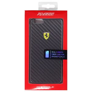 FERRARI 公式ライセンス品 FORMULA ONE Hard Case Black iPhone6 PLUS用 FESCCBHCP6LBL h01