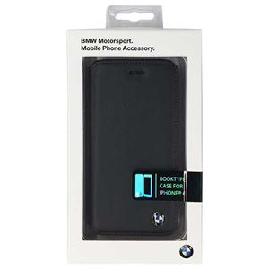 BMW 公式ライセンス品 Booktype case Masters Blue/Red iPhone6 用 BMFLBKP6NSN h01