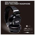 MINI 公式ライセンス品 HEAD PHONE 3.5ステレオプラグ MNHP104BL