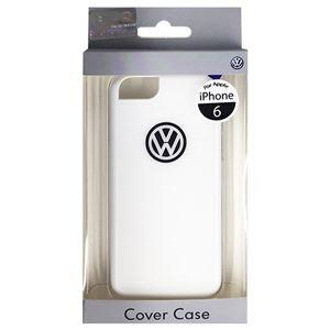 Volkswagen 公式ライセンス品 Volkswagen CLASSIC Back Cover iPhone6 用 VW14650 h01
