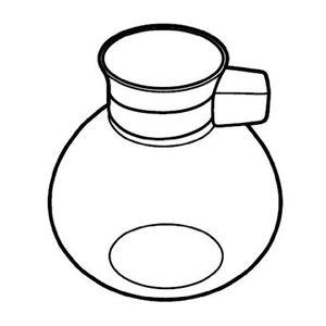 (まとめ)ツインバード ガラスサーバー CM-AF67【×5セット】