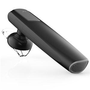(まとめ)オーセラス販売 ワイヤレスヘッドセット BK BLH-20BK【×3セット】 h01