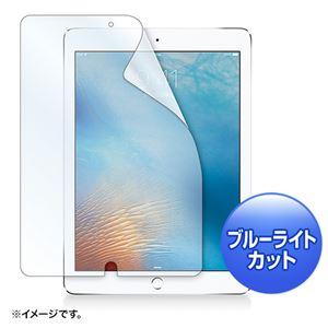 (まとめ)サンワサプライ iPadAir3用ブルーライトカット液晶保護指紋反射防止フィルム。 LCD-IPAD7BCAR【×2セット】 h01