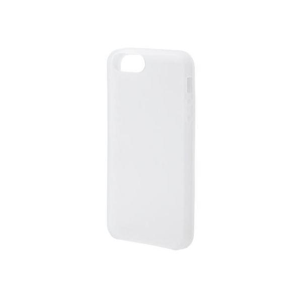 (まとめ)エレコム iPhone SE/5s/5用シリコンケース PM-A16SSCCR【×5セット】f00