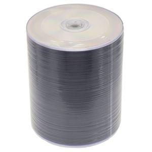 hp DVD-R(data) インクジェットプリンター対応ホワイトワイドレーベル(内径23mm) バルク(BULK) 600枚 DR47CHPW600PA h01