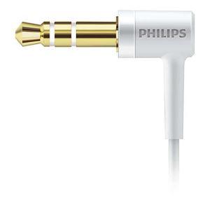 (まとめ)PHILIPS インイヤーヘッドホン ホワイト SHE9720WT【×2セット】 h02