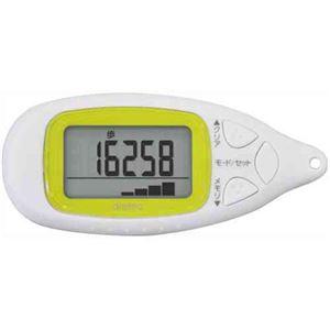 (まとめ)DRETEC 達成度チェック活動量計 歩数計 健康メーター H-302WT【×3セット】 - 拡大画像