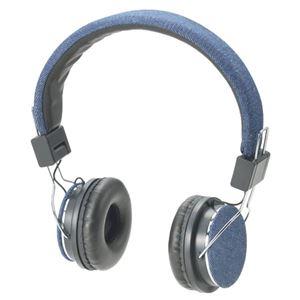 (まとめ)VERTEX オーバーヘッドホン VTH-OH03 DM(オーバーヘッドホン)【×3セット】