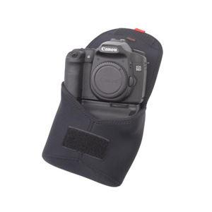 (まとめ)MATIN カメラボディケースV2 XL ブラック M-10341【×2セット】