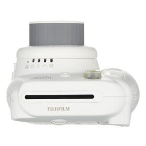 富士フイルム インスタントカメラ インスタックスミニ チェキ8 プラス バニラ INSMINI8PVANILLA