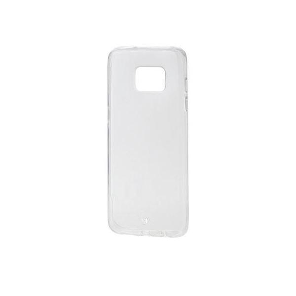 (まとめ)エレコム Galaxy S7 edge用ソフトケース/クリア/極み PM-GS7EUCTCR【×3セット】f00