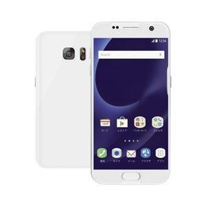 (まとめ)エレコム Galaxy S7 edge用衝撃吸収全面フィルム/スムース PM-GS7EFLFPAFL【×2セット】 h01