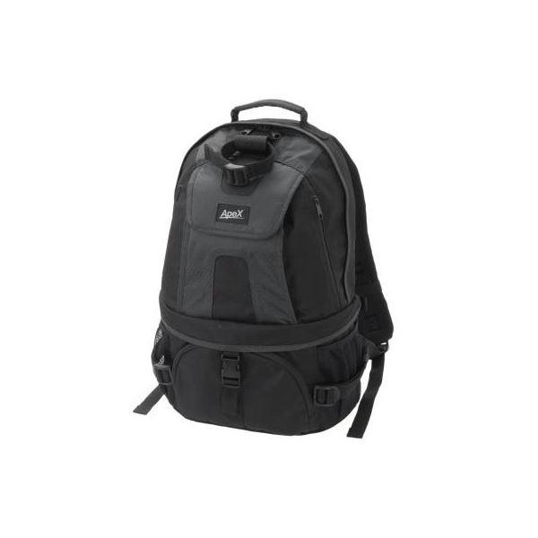エツミ アペックスキャニオンM ブラック/ブラック E-4208f00