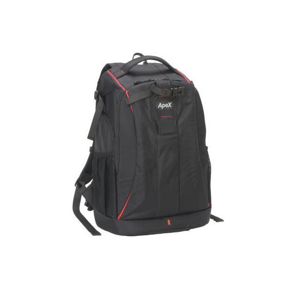 エツミ アペックスグランデ ブラック/レッドライン E-4210f00