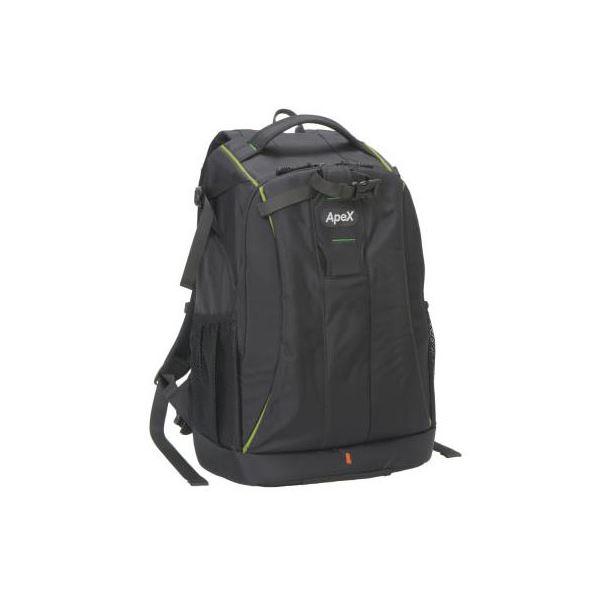 エツミ アペックスグランデ ブラック/グリーンライン E-4211f00