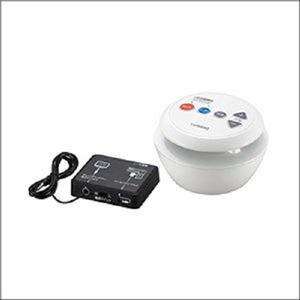 ツインバード 無線式無指向性手元スピーカー AV-J131W