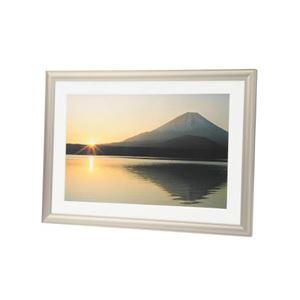 (まとめ)エツミ アルミ写真額W6切(チタンゴールド) E-8006【×5セット】 商品画像