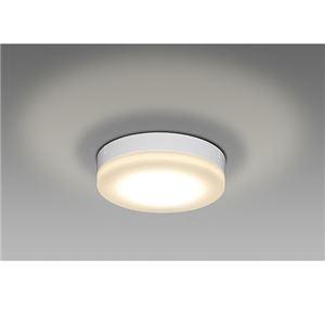 (まとめ)日立LEDシーリングライト電球色玄関(内)・廊下用LEC-AB002B【×2セット】