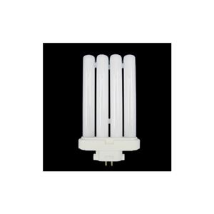 (まとめ)日立 パラライトフラット コンパクト形蛍光ランプ ハイルミックD色27W FML27EX-DDK10【×10セット】