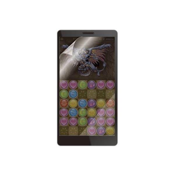 (まとめ)エレコム 5インチスマートフォン用フィルム(ゲーム) P-50FLGMBLAG【×5セット】f00