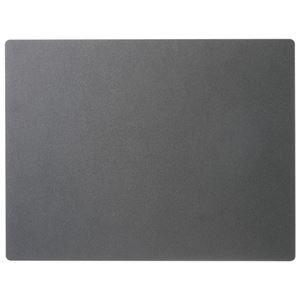 (まとめ)サンワサプライ ずれないマウスパッド(グレー) MPD-NS1GY-L【×3セット】