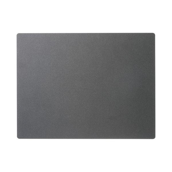(まとめ)サンワサプライ ずれないマウスパッド(グレー) MPD-NS1GY-L【×3セット】f00