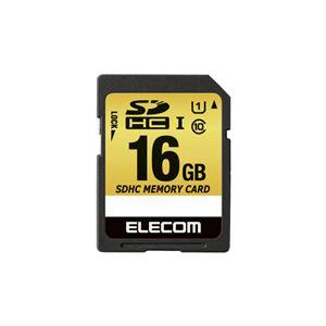 エレコムSDHCカード/車載用/MLC/UHS-I/16GBMF-CASD016GU11A