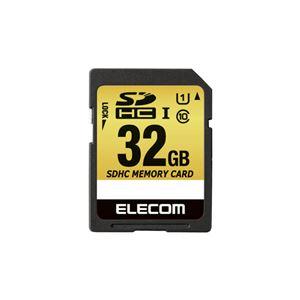 エレコムSDHCカード/車載用/MLC/UHS-I/32GBMF-CASD032GU11A