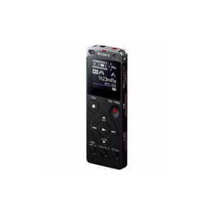 ソニーリニアPCM対応ICレコーダー4GB(ブラック)ICD-UX560FBC