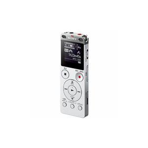 ソニーリニアPCM対応ICレコーダー4GB(シルバー)ICD-UX560FSC