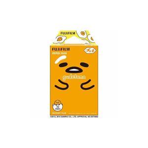 (まとめ) 富士フイルム INSMINI-GUDETAMA-WW1 インスタントカラーフィルム instax mini(ぐでたま)10枚入 【×5セット】