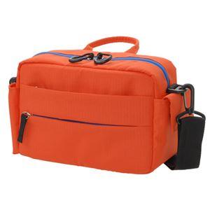 エツミ カメラバッグ ムーヴ4ウェイスポーツ 2.5L オレンジ VE-3481