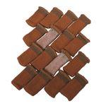 (まとめ) ノムラテック 床のキズ防止カバー 4脚分(椅子用) 808016 【×5セット】