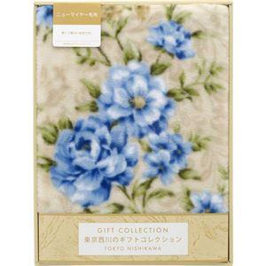 東京西川ニューマイヤー毛布B2145616L2071019