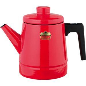 Honey Ware ソリッド 1.6Lコーヒーケトル レッド C7191557 C8187055