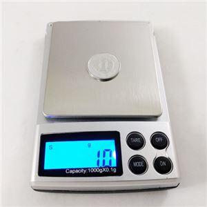 (まとめ) ITPROTECH 小型精密デジタルスケール 電子はかり YT-SDS01 【×5セット】