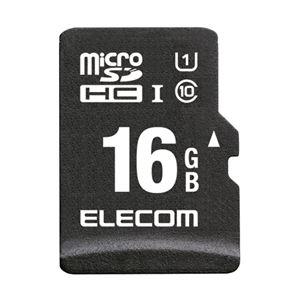 エレコムmicroSDHCカード/車載用/MLC/UHS-I/16GBMF-CAMR016GU11A