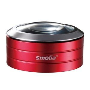 スリーアールソリューション LED拡大鏡レッド 3R-SMOLIA-RD