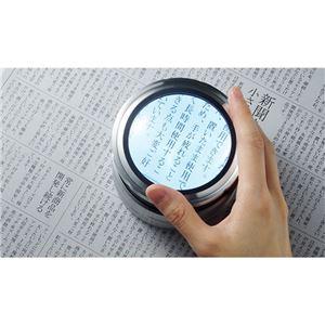 スリーアールソリューション LED拡大鏡smoliatzc 3R-SMOLIA-TZCPK