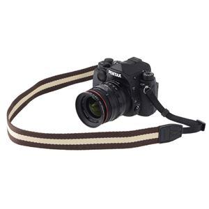 ARNUVO カメラストラップ モダンチョコ VAR-0175