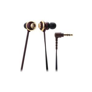 (まとめ)Audio-TechnicaオーディオテクニカインナーイヤーヘッドホンATH-CKF77BW【×2セット】