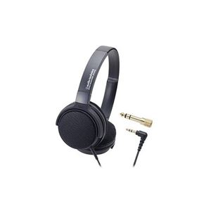 Audio-Technica オーディオテクニカ 楽器用モニターヘッドホン ATH-EP300 BK