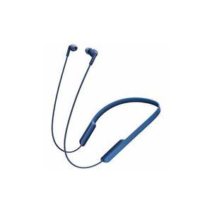ソニー MDR-XB70BTLZ Bluetooth搭載ダイナミック密閉型カナルイヤホン(ブルー)